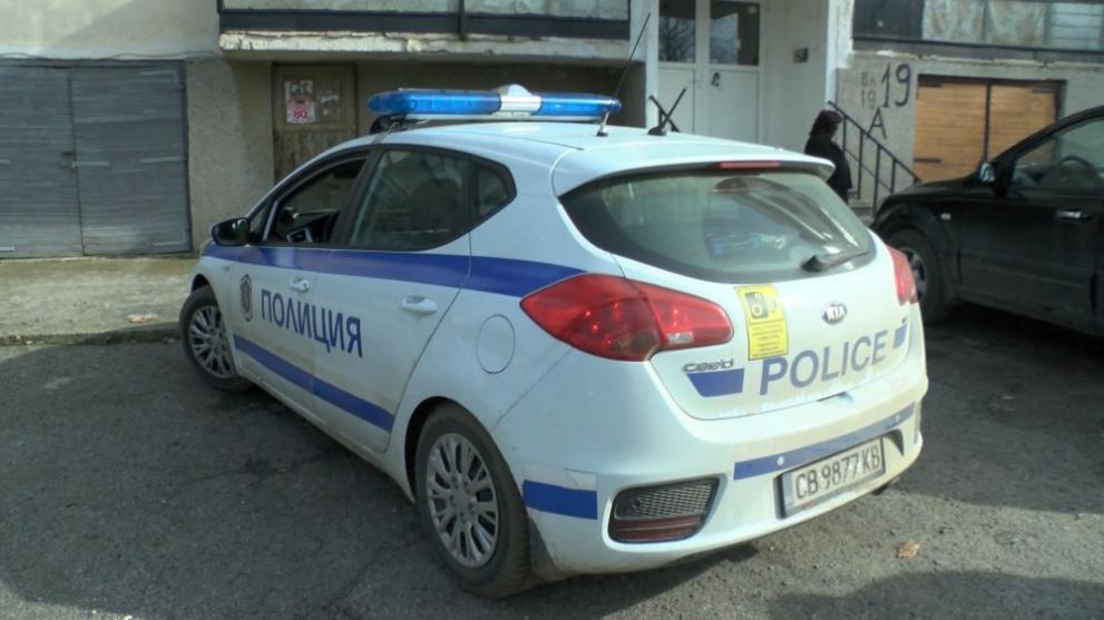 полиция грабеж
