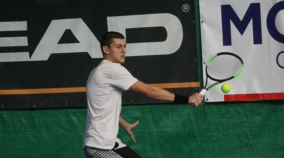 Българското участие на Sofia Open започна с победа