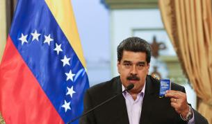 Венецуела: Свалихме американски самолет
