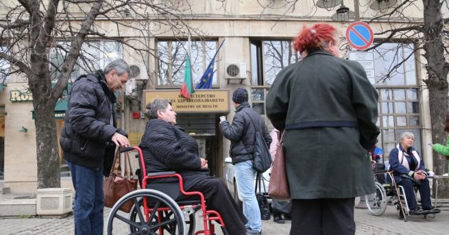 Снимка: Новият закон ощетява хора с увреждания, алармират организации