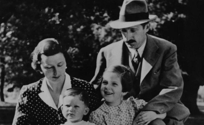 Цар Борис III и царица Йоанна
