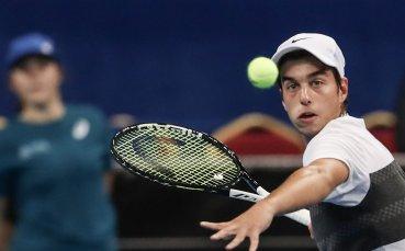 Адриан Андреев отпадна в първи кръг на турнир в Мексико
