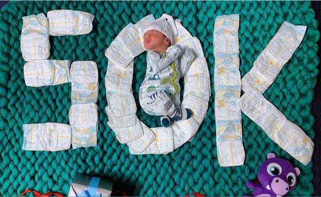 Синът на Алекс и Дани Петканови с 50 хил. последователи в Инстаграм