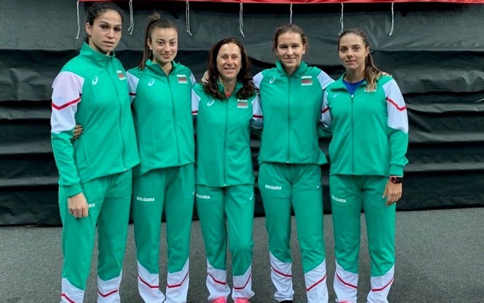 ff9eb22e1e9 България с победа над Естония за Фед Къп - Тенис - Жени - Gong.bg