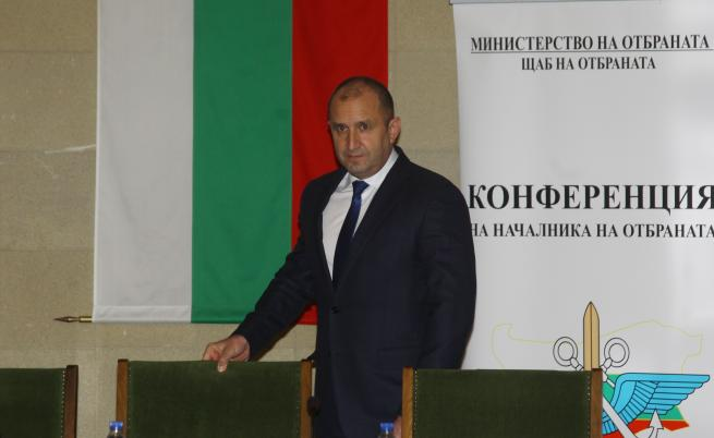 Радев атакува Борисов, сравни България с Венецуела