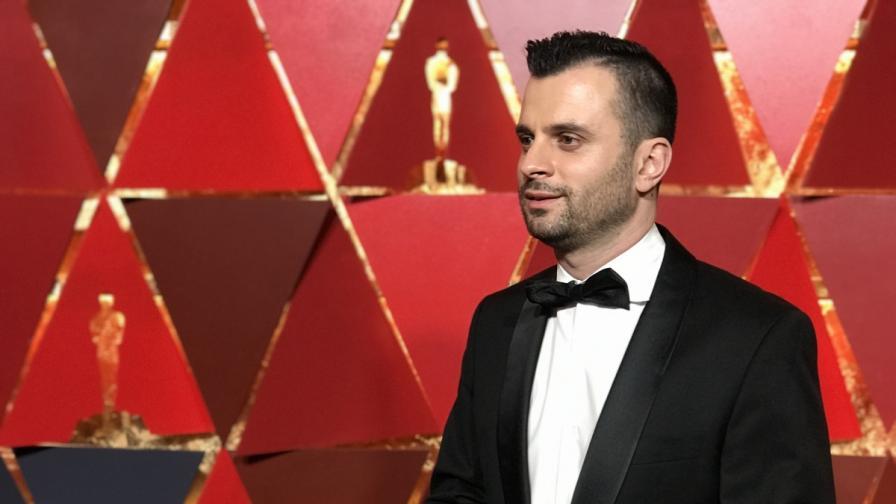 Ясен Дараков среща зрителите на NOVA със световния кино елит