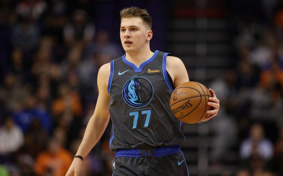 Лука Дончич: В НБА е по-лесно да вкарваш