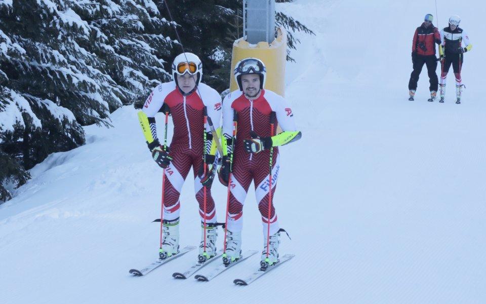 Алберт Попов и останалите национали по ски тренират за Оре в Банско