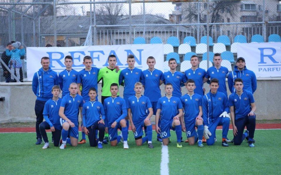 Левски, Черноморец, Черно море и ПАОК са шампиони в Пирин Къп