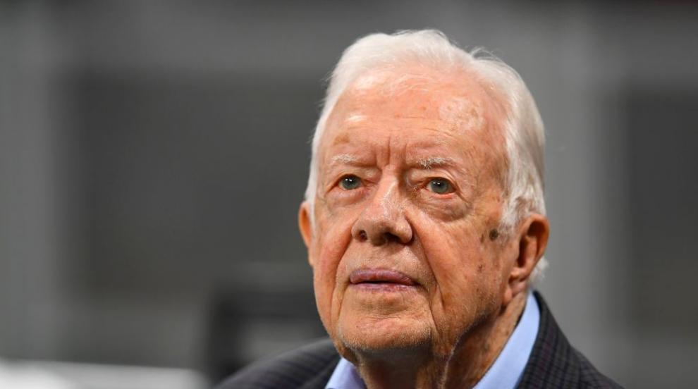 Бившият президент на САЩ Джими Картър отново е в болница