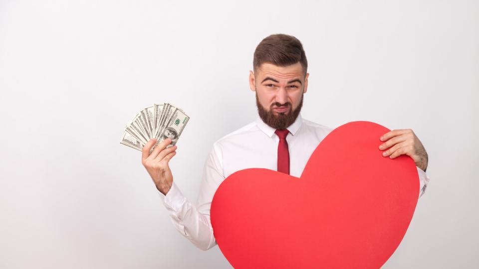 двойка мъж пари жена