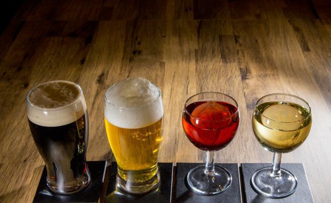 Знаем ли колко калории приемаме с алкохола