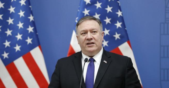 Държавният секретар на САЩ Майк Помпейо каза, че руският президент