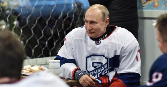 Руският президент Владимир Путин допусна на шега, че след края