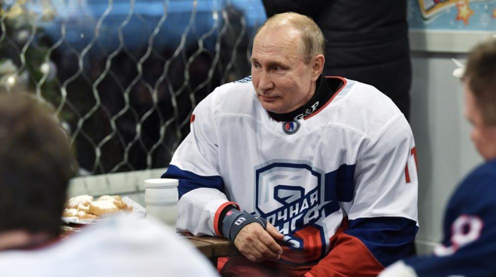 """Путин """"може да се отдаде"""" на хокея след края на кариерата си"""