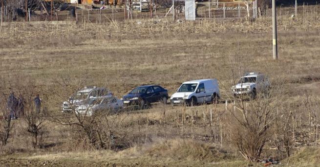 Снимка: Откриха труп на мъж край Благоевград