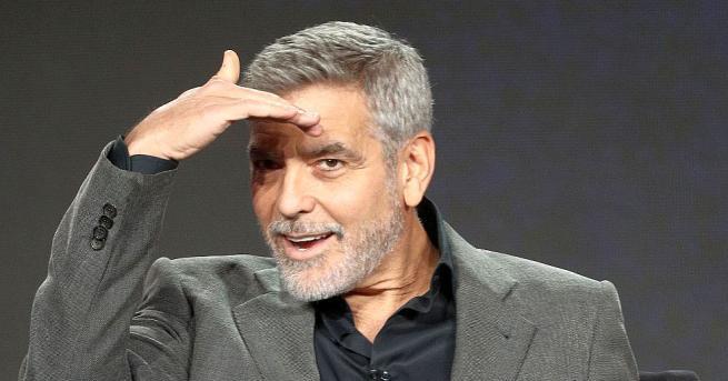 Джордж Клуни, който се завръща в телевизията след 20-годишна пауза