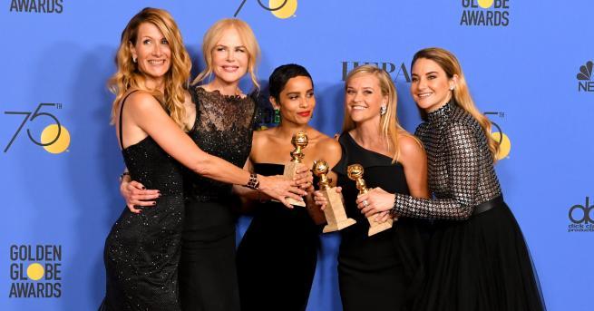 """Снимка: """"Големите малки лъжи"""": ще се сбогуваме ли с дамите от Монтерей след сезон 2?"""