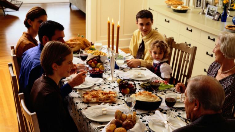 традиции семейство обичай трапеза