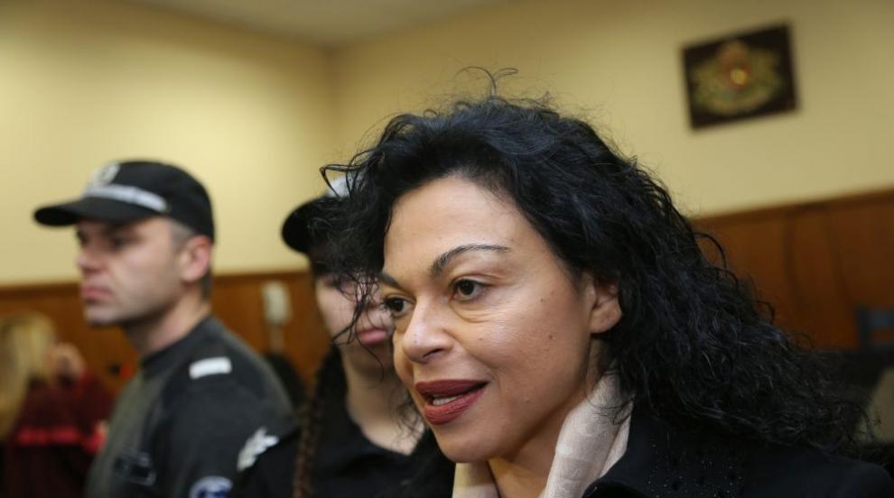 Прокуратурата няма да пречи на Евгения Банева, ако се кандидатира за ЕП