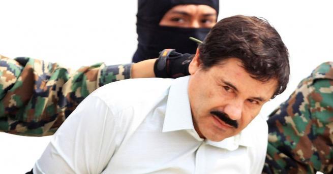 На синовете на наркобарона Хоакин Гузман, познат като Ел Чапо,