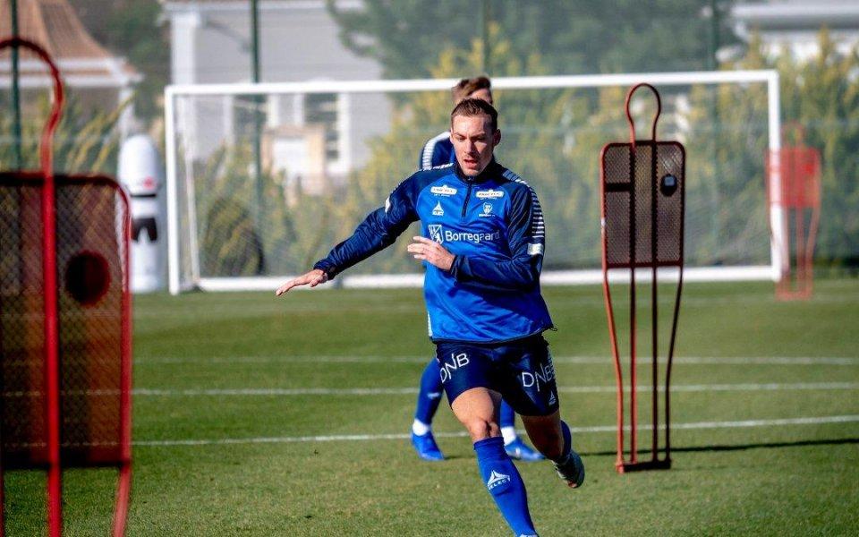 Отпратен от Левски подписа с шампиона на Швеция