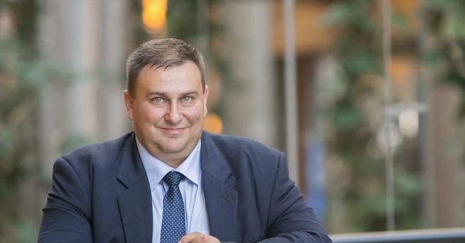 Евродепутатът Емил Радев, който е споменат като една от мишените