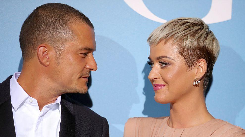 Кейти Пери и Орландо Блум се сгодиха на Свети Валентин (СНИМКИ)