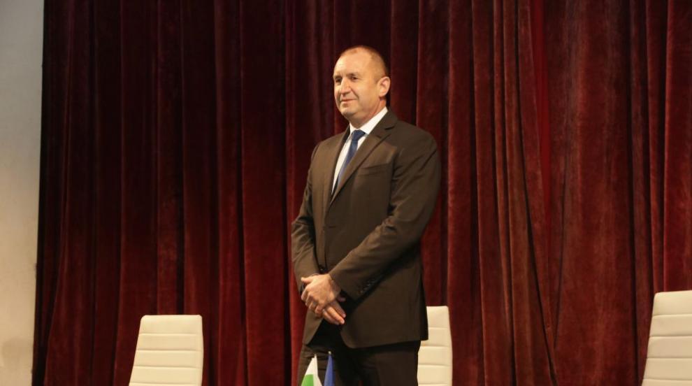 Румен Радев: Ще действам институционално спрямо промените в Изборния кодекс