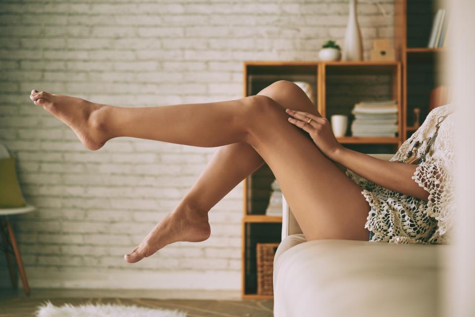 тяло жена