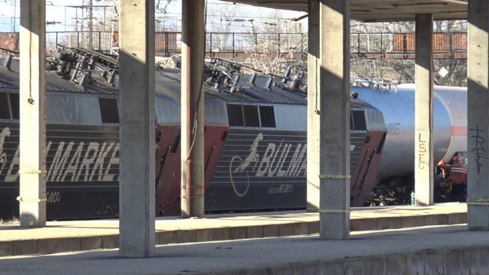 влак Пловдив