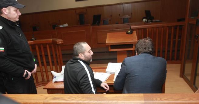 Специализираният наказателен съд остави в ареста Димитър Желязков – Митьо