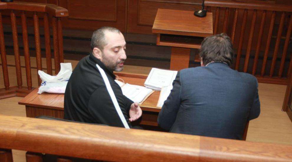 Съдът решава да пусне ли Митьо Очите от ареста
