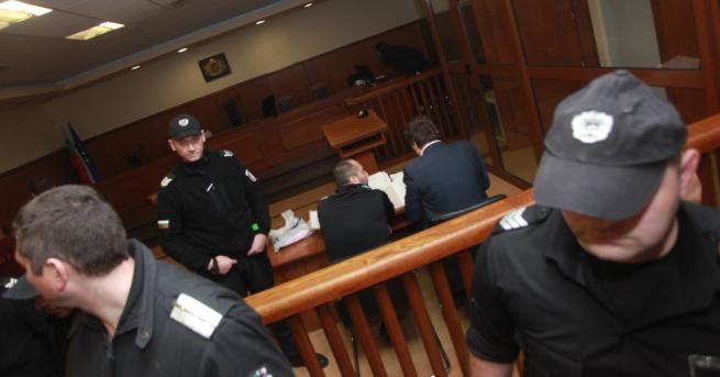Делото в спецсъда срещу Димитър Желязков - Очите и още