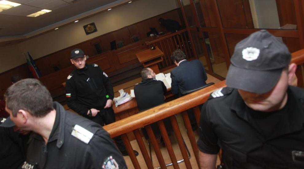 Делото срещу Димитър Желязков - Очите беше отложено