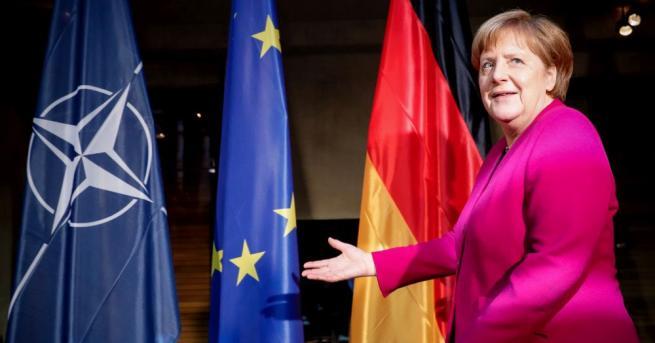 Германският канцлер Ангела Меркел се е срещнала днес с дъщерята