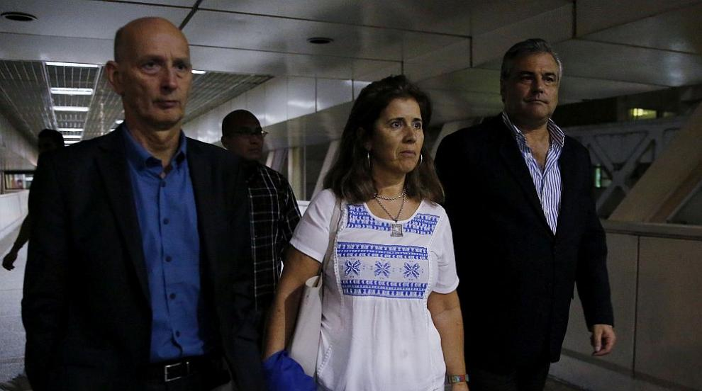 Венецуела изгони група евродепутати, отишли да се срещнат с Хуан Гуайдо