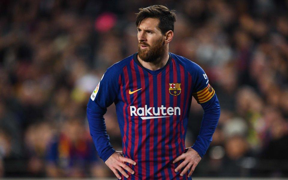Капитанът на Барселона Лионел Меси за първи път призна, че