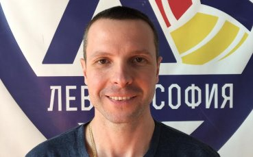 Андрей Жеков се завръща във ВК Левски