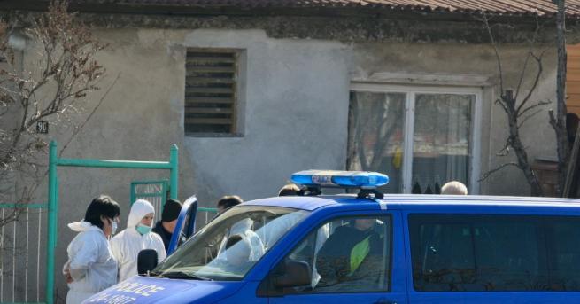 Снимка: Убиецът от Нови Искър опитал да прикрие следите си след престъплението