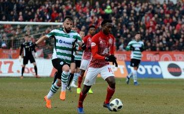 Десетима футболисти наказани за по един мач след 21-ия кръг