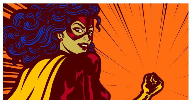 Жените сме си супергероини принципно, но и зодиите ни играят