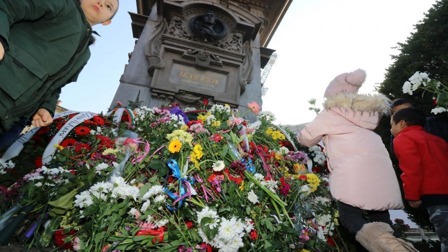 България отбелязва 146 години от гибелта на...