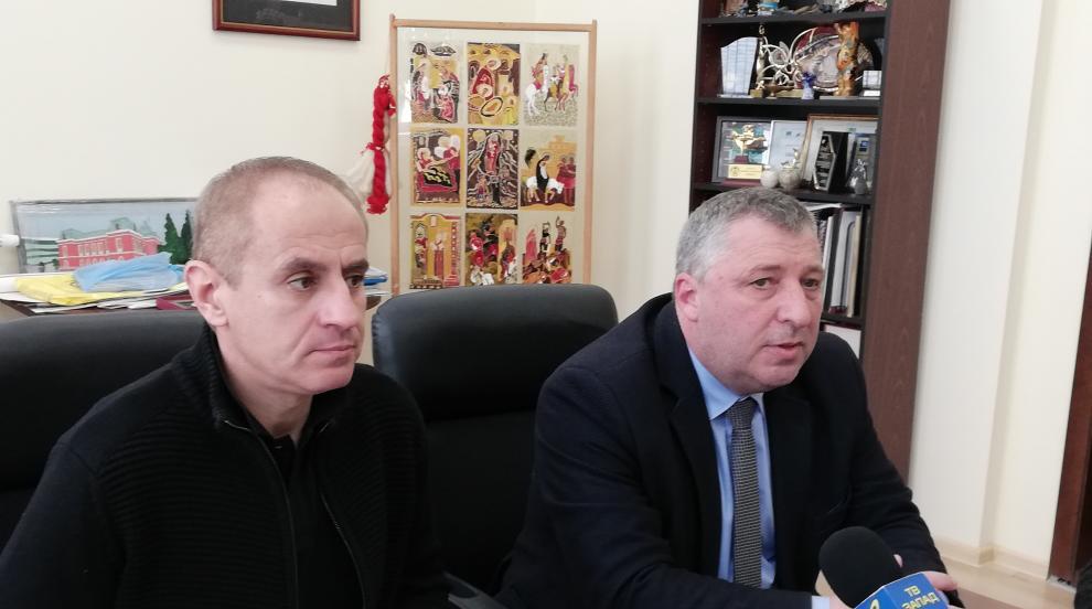 ИК на ГЕРБ подкрепя Петър Паунов за кандидат за кмет на Кюстендил