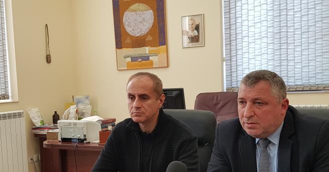 Снимка: Кмет и областен управител: Кюстендил не е град на криминално проявени дейци, не е град, в който има етническо напрежение