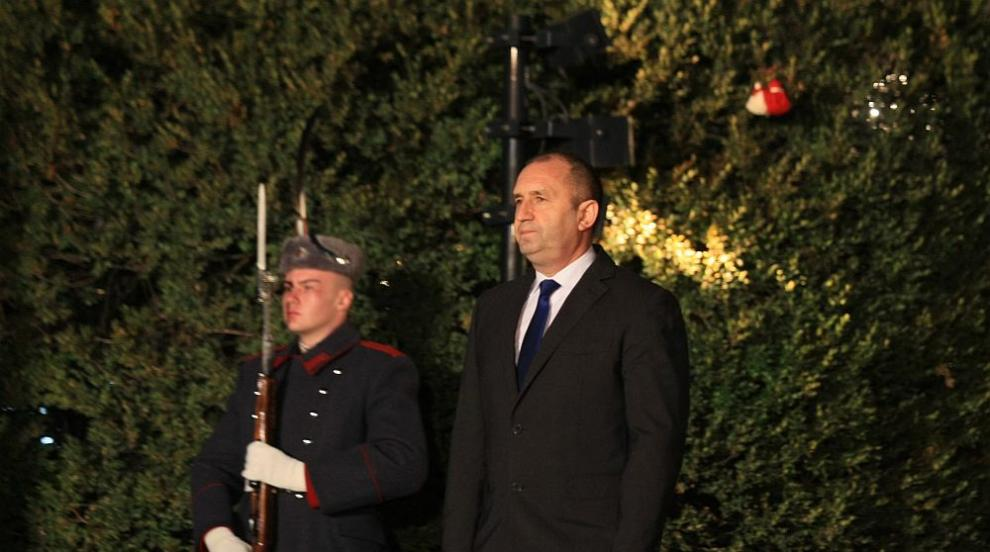 Президентът цитира Левски: В републиката всекиму ще се държи сметка за...