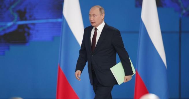 Снимка: Путин: Русия ще подкрепи допълнително многодетните семейства