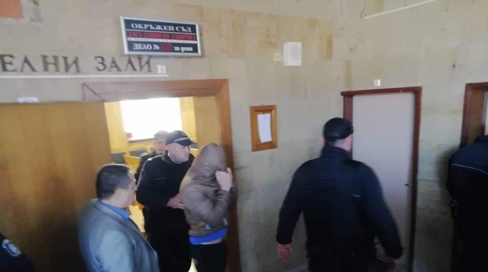 Обвиненият за убийството в Кюстендил: Съжалявам, не знаех, че така ще стане...