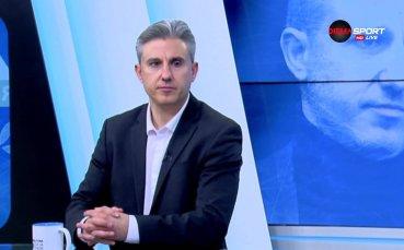 Колев за Божков: Най-хубавото нещо, случвало се на Левски