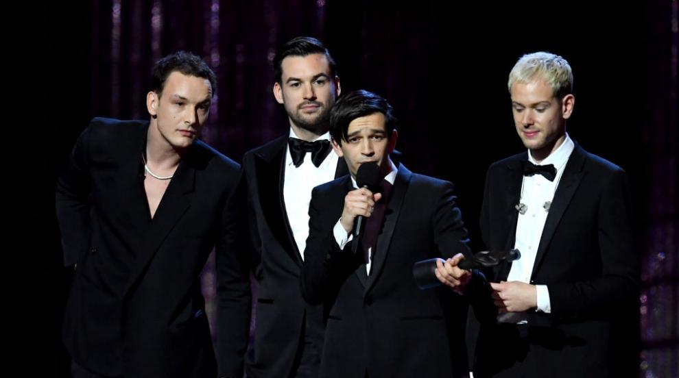 Ето кои са големите победители на британските музикални награди БРИТ